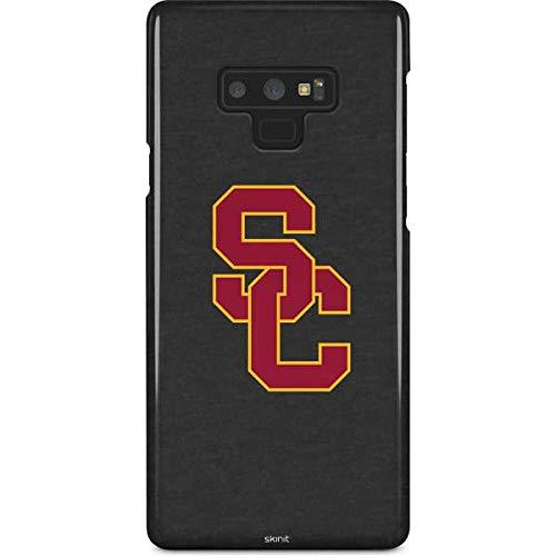 Trojans Note - Skinit University of Southern California Galaxy Note 9 Lite Case - USC Dark Grey Logo Design - Ultra-Thin, Lightweight Phone Cover