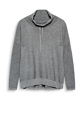 034 Grey 5 Pull Gris Femme Esprit wYaSqvY