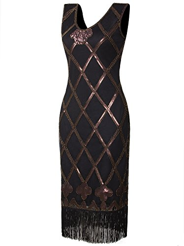 1930 evening dress - 9