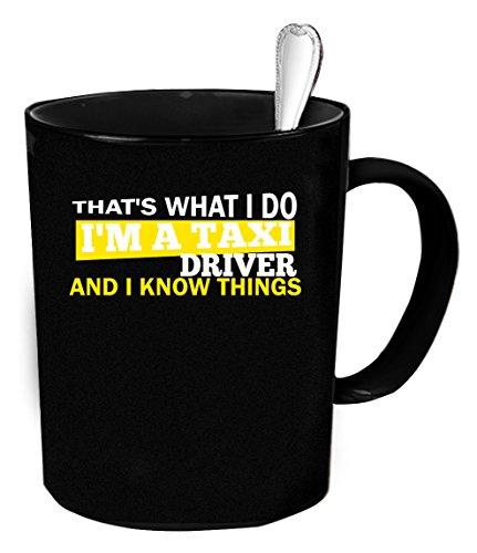 - Taxi Driver Coffee Mug 11 oz. Taxi Driver funny gift.