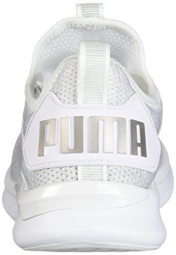 Evoknit Chaussures Femme Violet Ignite Ep Flash Wn's Cross De Puma gray White XxE7FBqq