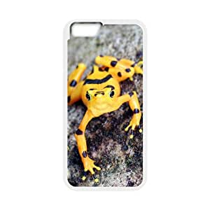 """WJHSSB Cover Shell Phone Case Frog For iPhone 6 Plus (5.5"""")"""