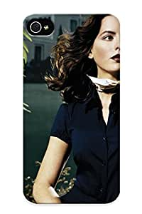 Pinkroses Faddish Phone Kate Beckinsale Case For Iphone 4/4s / Perfect Case Cover
