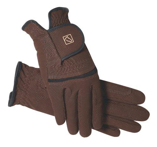 Gloves Digital Riding (SSG Digital Riding Gloves - White - 7)
