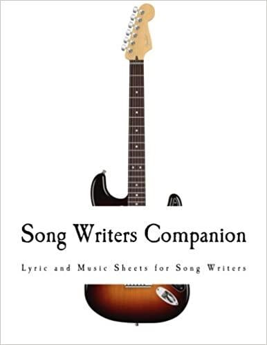 Buy Song Writers Companion: Blank Sheet Music Guitar Chords (Song ...