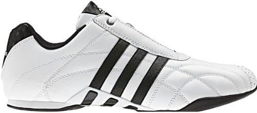 adidas KUNDO, Sneaker Uomo, Bianco (Weiß (Weiß Schwarz)), 47