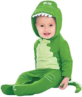 Toy Story Rex Dinosaur Baby Fancy Dress Disney Pixar Animal Infants Costume 0-12