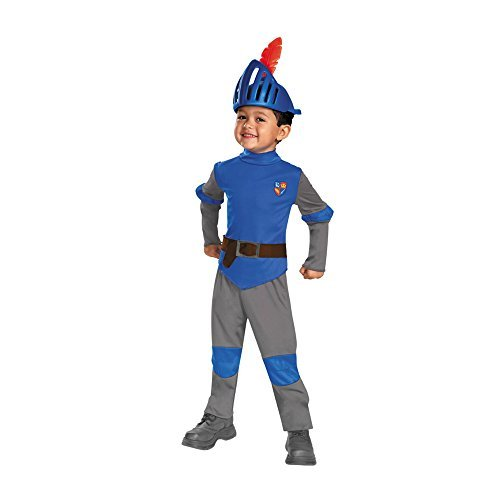 Morris Costumes Halloween Party Mike the knight Classic 4-6