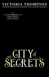 Book Cover: City of Secrets