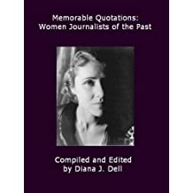 Memorable Quotations: Women Journalists of the Past