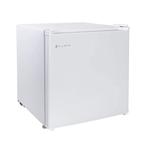ALLEGiA 46L家庭用ミニ冷蔵庫 ?AR-BC46-NW