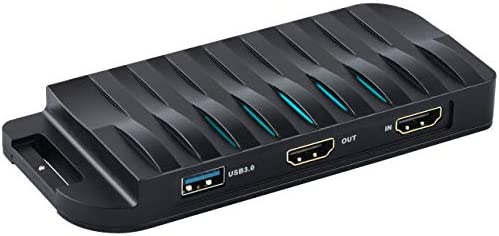 Amazon.com: HDMI Capture Card, USB3.0 HDMI Game Video Capture Card