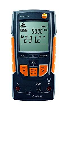 Testo 0590 7601 760-1 Digital Multimeter, 2'' Height, 3'' Width, 7'' Length by Testo (Image #2)