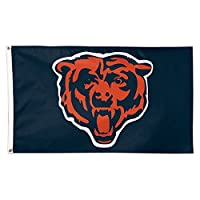 WinCraft NFL Chicago Bears 01803115 Deluxe Flag, 3