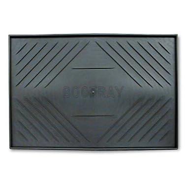 WirthCo 40100 Boot Tray - Black 15  x 23  x .5