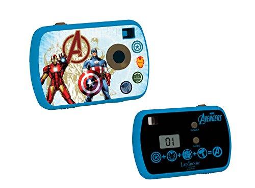Marvel Avengers 1.3MP Digital Camera by Avengers (Image #1)