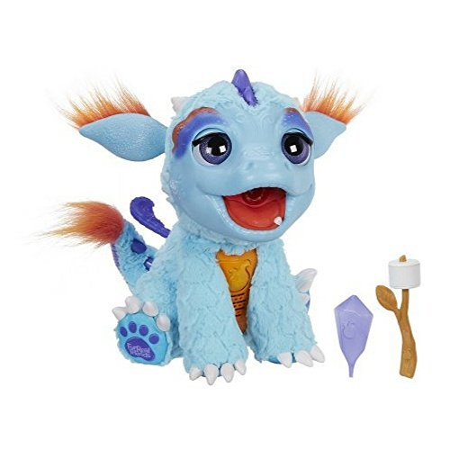 FurReal Friends Torch My Blazin' Dragon [並行輸入品] B078WSQ6SG