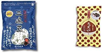 [2点セット] 飛騨 打保屋 駄菓子 三嶋豆(150g)・木の実よせ くりくり味(5個入)