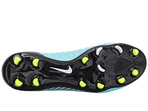 Nike Frauen Magista Onda II DF Light Aqua Fußballschuh Licht Aqua / Iglu / Volt / Schwarz