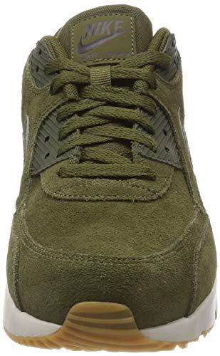 Air 2 90 olive Canvas Ltr olive Max Uomo Scarpe Da Fitness Nike 0 Multicolore Canvas Bone 301 Ultra light q4CR1x7wd