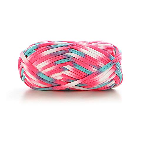 DIY T-Shirt Yarn Bulky Fettuccini Zpagetti Yarn Cloth for sale  Delivered anywhere in USA