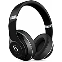 Beats Studio2 Wireless Over-Ear Headphones Gloss Black Noise Reduction