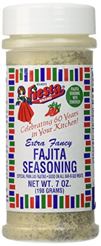 - Fiesta Seasoning Fajita, 7.0 OZ