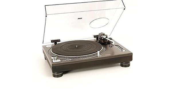 Technics SL-1210 MK II Tocadiscos: Amazon.es: Electrónica