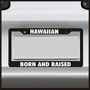 Amazon Com Sticker Connection Hawaiian Born And Raised