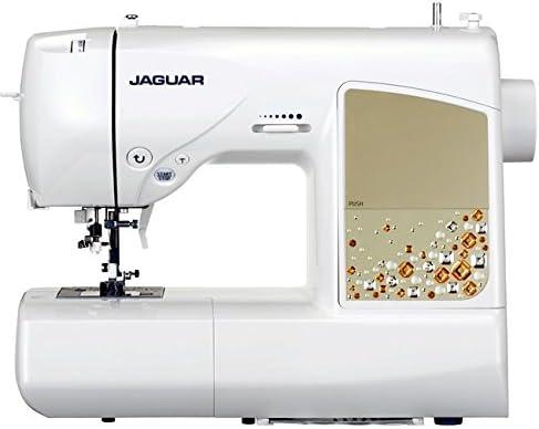 Jaguar DQS máquina de coser 405: Amazon.es: Hogar