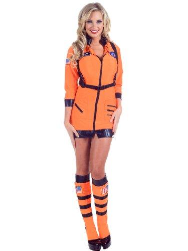 Sexy  (Orange Leggings Costume)