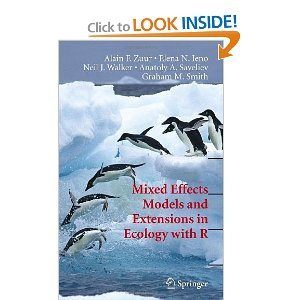 Mixed Effects Modelsand Extensions in Ecology byZuur pdf epub