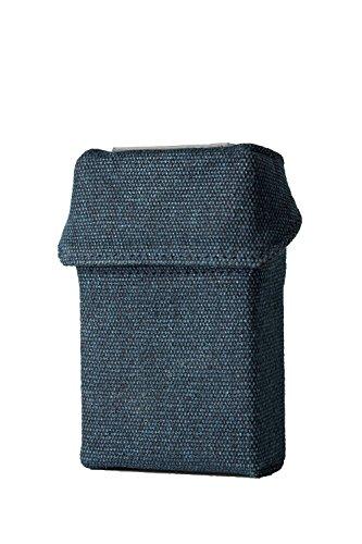Pour De Mode Paquets Canvas Club Regular Etui Blueness À Cigarettes Smokeshirt Souple qOUpx
