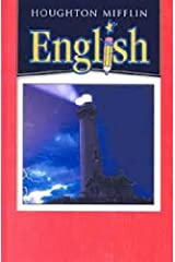 Houghton Mifflin English: Hardcover Student Edition Level  6 2004 Hardcover