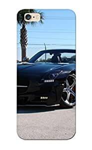 Crooningrose Faddish Phone 2013 Mecdesign Mercedes Sls Amg Roadster Tuning Supercar Case For Iphone 6 Plus / Perfect Case Cover