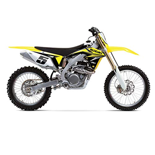 EVO 13 Series Shroud Kit For 2005 Suzuki RM85L Offroad ()