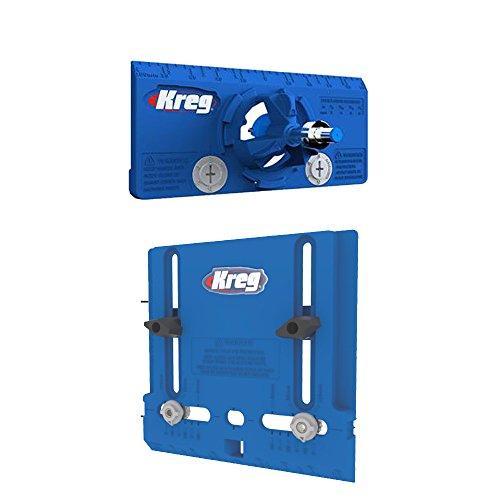 Kreg Cabinet Hardware Jig and Concealed Hinge (Concealed Hinge Jig)
