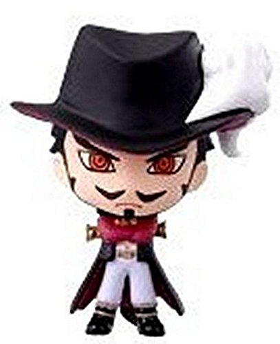 "One Piece: Deformaster Petit DMP Vol 1 Trading Figures With Base ~2.5"" - Dracule Mihawk"