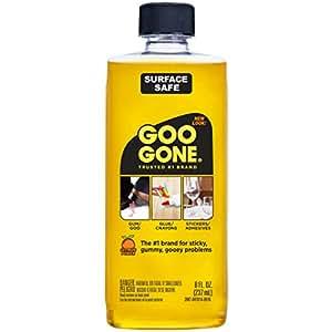 Goo Gone Original - Adhesive Remover, Removers Stickers & Tape - 8 Fl. Oz.