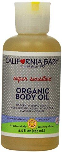 Organic Baby Massage Oil - 7
