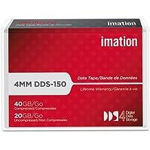 "imation - 1/8"" DDS-4 Cartridge, 100m, 20GB Native/40GB Compressed Capacity 40963 (DMi EA"