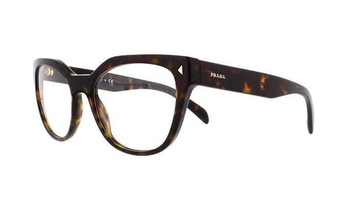 7afd603b410 Amazon.com  Prada Women s PR 21SV Eyeglasses 51mm  Clothing