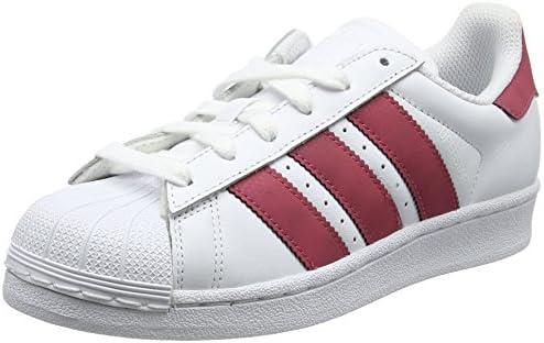 adidas superstar black white 38