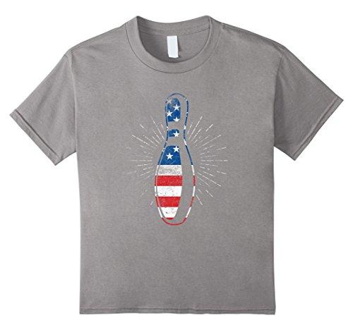 Kids American Bowler T-Shirt Bowling SuperStar Funny Pin ...