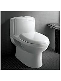 Toilet Bowls Amazon Com Kitchen Amp Bath Fixtures