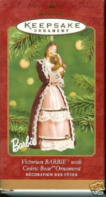 Hallmark Keepsake Ornament Victorian with Cedric Bear
