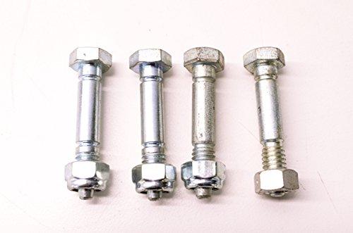 MTD 1513-112 Shear Pin w/Nut QTY 4