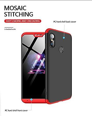 BESTCASESKIN Funda para Xiaomi Mi A2 Lite, Carcasa Móvil de ...