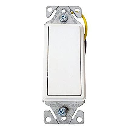 Amazon.com: Elite Screens in Wall Switch for Elite Screens Motorized Screen (White): Electronics