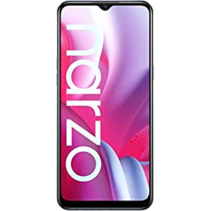 Realme Narzo 20A (Glory Sliver, 3 GB RAM, 32 GB Storage)